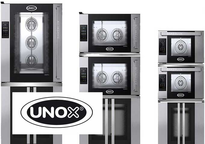 1990 yılında kurulan Unox, dondurulmuş ekmek ve dondurulmuş kruvasanları mayalandırmadan pişirmek için tasarlanmış bir ürünle profesyonel fırın pazarına girdi. UNOX dünyanın dört bir yanındaki 34 ülkesindeki ofisleri doğrudan ve satış şubeleriyle birlikte sunulmakta 130'dan fazla ülkede satılmaktadır